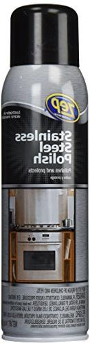 Zep Commercial Stainless Steel Cleaner