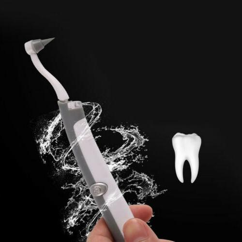 Electric Tooth Stain Eraser Dental Clean Tool