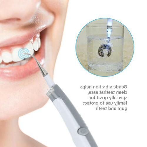 Electric Dental Stain Plaque