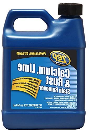 Enforcer ZURUST32 32 Oz Zep Calcium Lime and Rust Remover