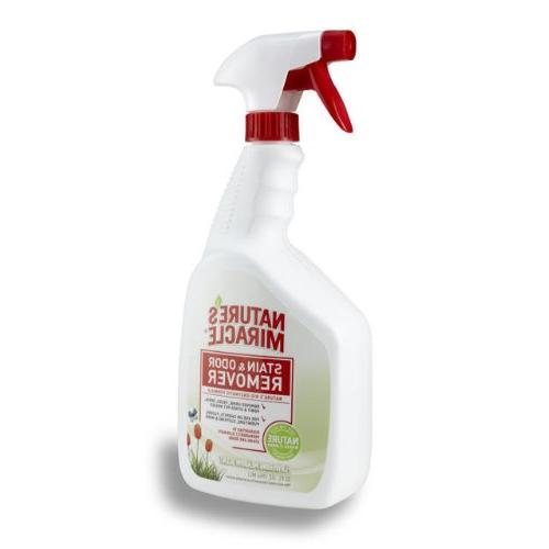 NATURES Scent Stain Odor
