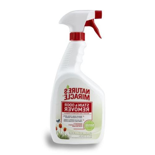 flowering scent dog stain odor