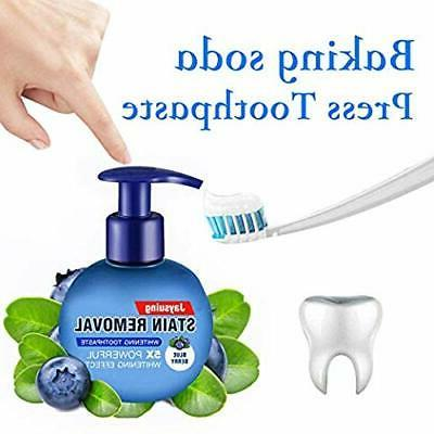 Intensive Whitening Toothpaste Fight Gums