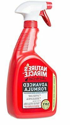 Nature's Miracle Just for Cats Advanced Stain And Odor Formu