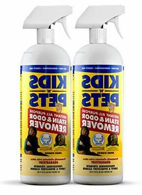kids n pets instant all purpose stain