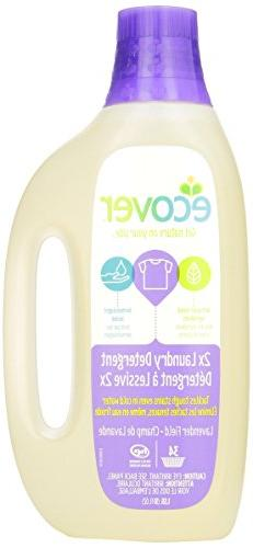 Ecover Laundry Detergent Lavender Field
