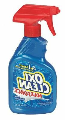 Oxiclean Laundry Stain Remover, 12 oz. Trigger Spray Bottle,