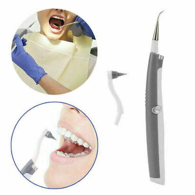 LED Electric Plaque Cleaner /Tooth Polisher/Stain Teeth Remover