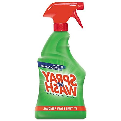 Spray N' Wash Stain Remover, Liquid, 22 oz, Trigger Spray Bo