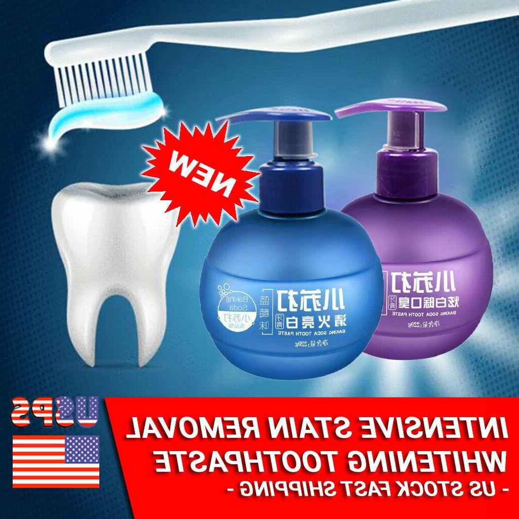 natural intensive stain remover whitening toothpaste fight