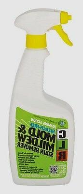 32 oz CLR Mold & Mildew Stain Remover Spray Cleaner Multi-Us
