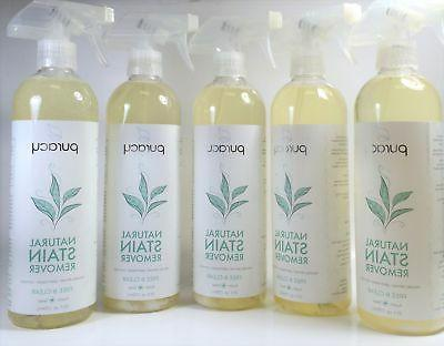 new natural stain remover free and clear