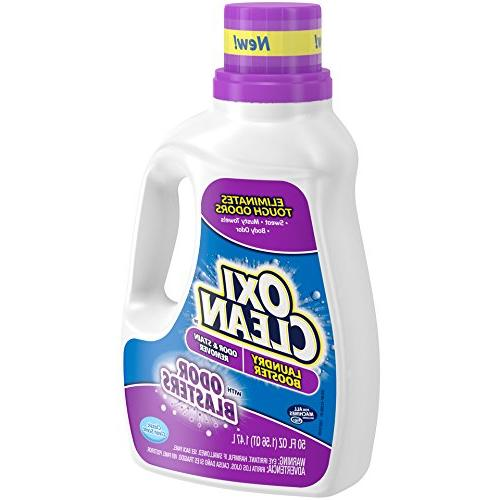 OxiClean Odor Blasters & Laundry Booster, 50