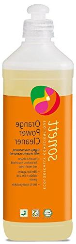 Sonett Organic Universal Orange Power Cleaner, 17 Fl. Oz / 0