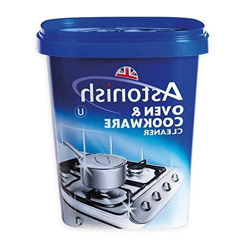 oven cookware cleaning paste