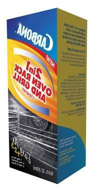 Carbona 320 Carbona 2-In 1 Oven Rack And Barbeque Cleaner 50