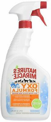 Nature's Miracle Oxy Forumula Stain & Odor Remover, 32 oz -