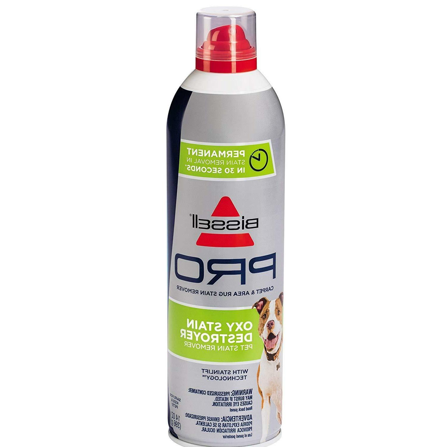 Bissell Oxy Stain Odors