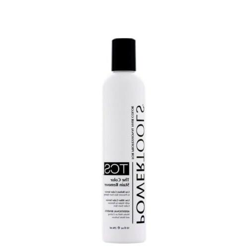 POWERTOOLS TCS The Color Stain Remover For Hair, Nail, Cloth