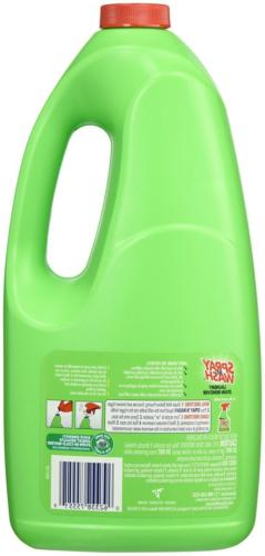 Resolve Spray and Wash Pre-Treat Refill, 60 Ounce - Pack of