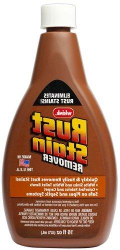 rust stain remover