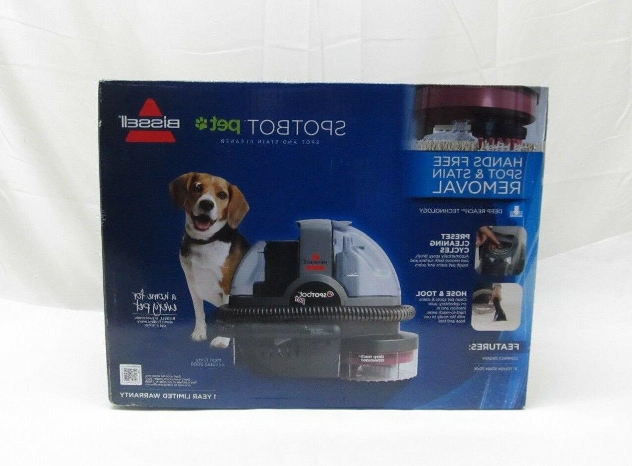 spotbot pet handsfree spot stain remover 33n8
