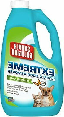 Simple Solution Extreme Stain & Odor Remover Spring Breeze 1