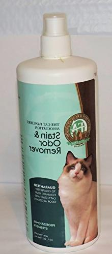 Cat Fanciers Association Stain & Odor Remover Professional s