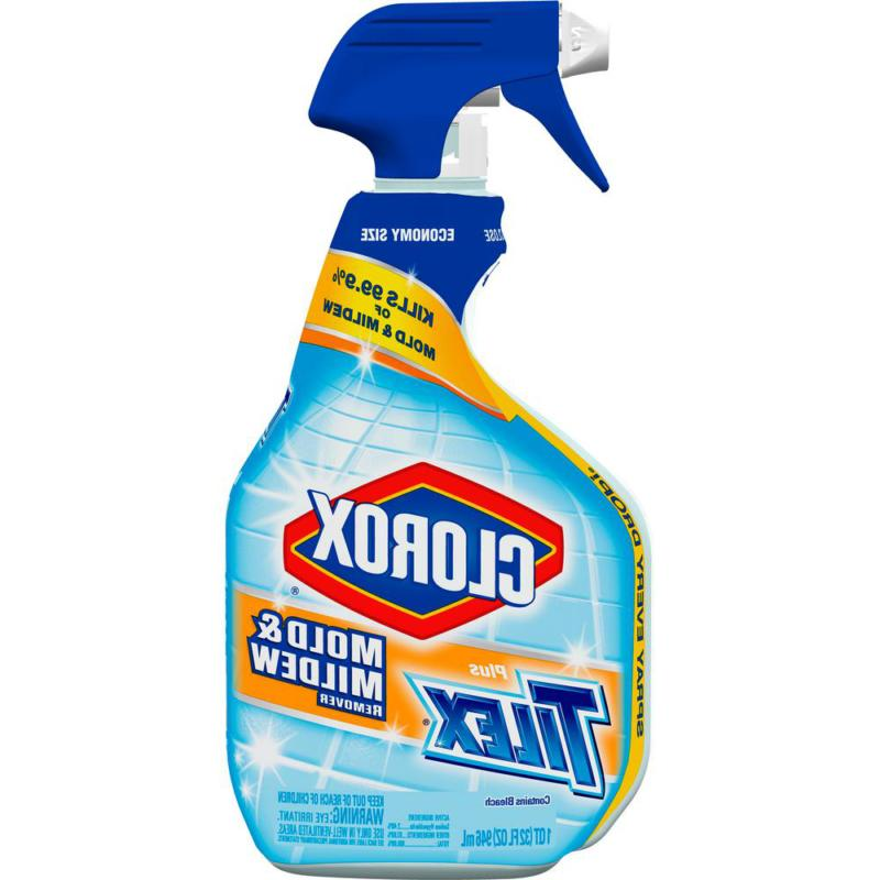 Clorox Tilex 32 oz. Mold and Mildew Remover and Stain Cleane