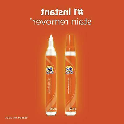 Tide Food Drink Stain Remover Cleaner Pen 3-Pack