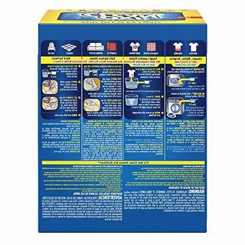 OxiClean Versatile Remover 99% Active Stain 7.22 Loads