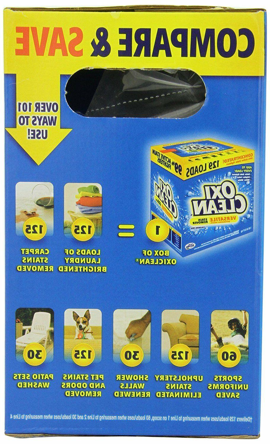 OxiClean Stain 7.22 Lbs / Loads