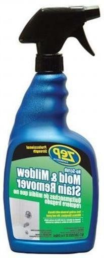 ZEP Mold Stain and Mildew Stain Remover 32 Ounces ZUMILDEW32