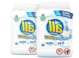 Laundry Detergent ALL Pacs Pods Liquid HE Free No Scent 67 C