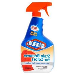 Laundry Stain Remover for Colors, 30 Fluid Ounce Spray Bottl