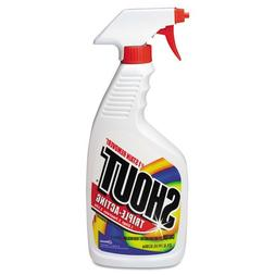 Shout Laundry Stain Treatment, Unscented, Trigger Spray Bott