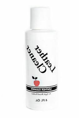 Apple Brand Leather Cleaner 4 oz.