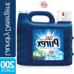 Purex Liquid Laundry Detergent, Mountain Breeze, 300 oz