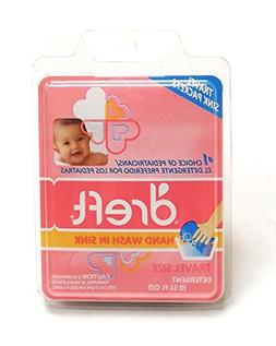 Dreft Baby Liquid Laundry Detergent Travel Sink Packets BEST