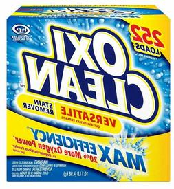 OxiClean Max Efficiency Stain Remover  OXI CLEAN versatile 1