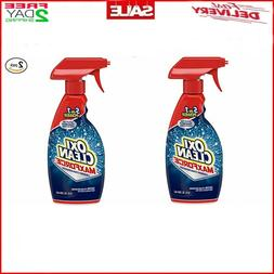 OxiClean Max Force Laundry Stain Remover 4 in 1 Power Spray