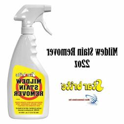 Mildew Stain Remover 22oz Good For Vinyl Seats and Cushions