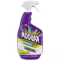 Kaboom Mold & Mildew Stain Remover with Bleach No Drip Foam,