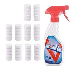 Multi Functional Effervescent Spray Cleaner Set - Included 1