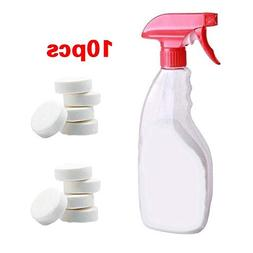 Multi Functional Effervescent Spray Cleaner Set With 1 Spray