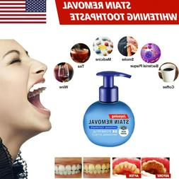 Natural Intensive Stain Remover Whitening Baking Soda Toothp