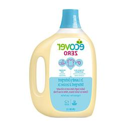 Ecover Zero Laundry Detergent, Fragrance Free, 93 Ounce