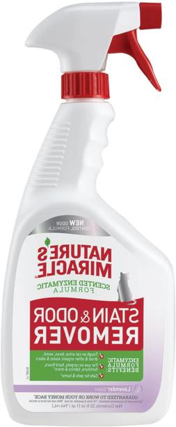 Natures Miracle Stain and Odor Remover Cat, Odor Control For
