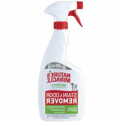 Nature's Miracle Stain and Odor Remover for Dogs, Enzymati