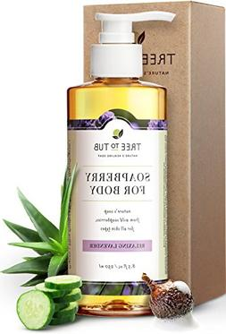 Gentle, Moisturizing Body Wash for Dry Skin. The Only 5.5 pH